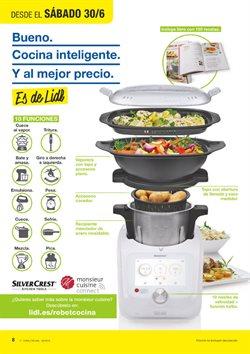 Ofertas de Robot de cocina  en el folleto de Lidl en Ourense