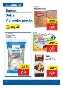 Ofertas de Desayuno, postres y pan  en el folleto de Lidl en Zamora