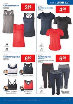 Ofertas de Pantalones mujer  en el folleto de Lidl en Madrid