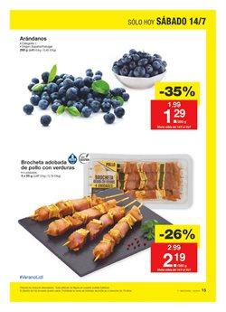 Ofertas de Fresas  en el folleto de Lidl en Valencia