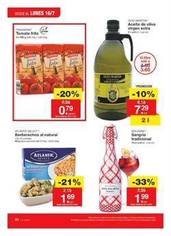 Ofertas de Tomate frito  en el folleto de Lidl en Córdoba