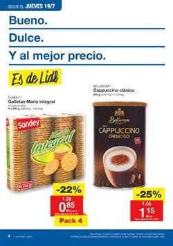 Ofertas de Dolce Gusto  en el folleto de Lidl en Madrid