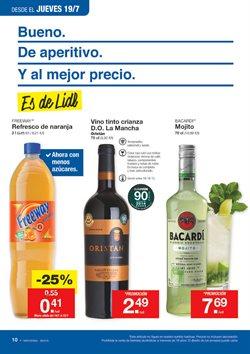 Ofertas de Sunny Delight  en el folleto de Lidl en Madrid