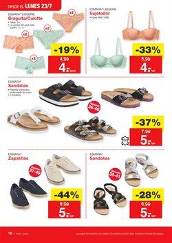 Ofertas de Zapatos  en el folleto de Lidl en Madrid