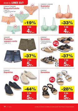 Ofertas de Zapatos  en el folleto de Lidl en Pamplona