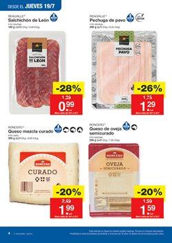 Ofertas de Carne y charcutería  en el folleto de Lidl en Zamora