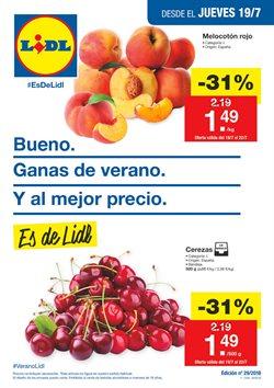 Ofertas de Lidl  en el folleto de Puerto de la Cruz