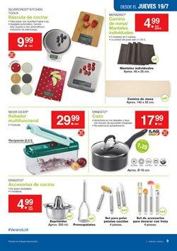 Comprar b scula de cocina ofertas y promociones for Bascula cocina lidl