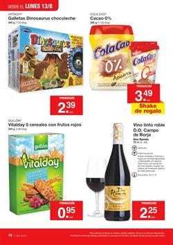 Ofertas de Cola Cao  en el folleto de Lidl en Las Palmas de Gran Canaria