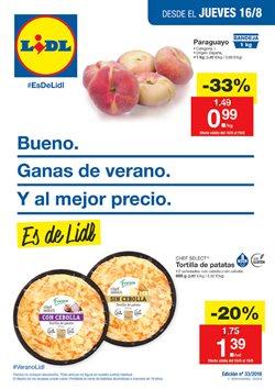 Ofertas de Lidl  en el folleto de Ávila