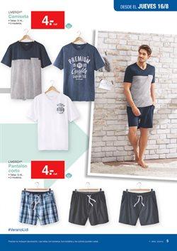 Ofertas de Camiseta hombre  en el folleto de Lidl en Madrid