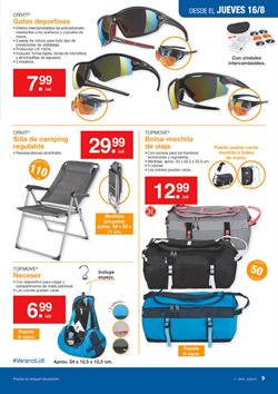 Ofertas de Gafas de sol  en el folleto de Lidl en Madrid