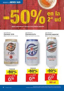 Ofertas de Cerveza  en el folleto de Lidl en Motril