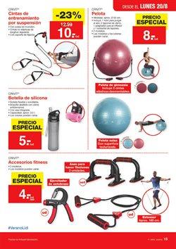 Ofertas de Deportes  en el folleto de Lidl en León