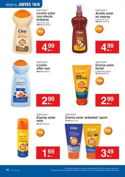 Ofertas de Crema corporal  en el folleto de Lidl en La Orotava