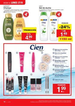 Ofertas de Maquillaje  en el folleto de Lidl en Madrid