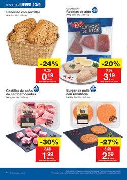 Ofertas de Hamburguesas  en el folleto de Lidl en Fuenlabrada