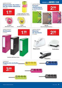 Ofertas de Material de escritorio  en el folleto de Lidl en Madrid