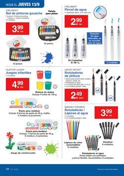 Comprar material de oficina en calahorra ofertas y for Oficinas lidl