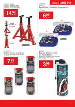Ofertas de Luces de coche  en el folleto de Lidl en Madrid