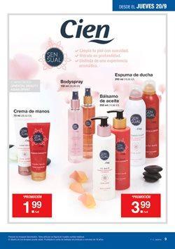 Ofertas de Crema corporal  en el folleto de Lidl en A Coruña