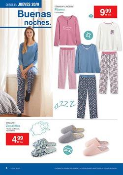 Ofertas de Pijama mujer  en el folleto de Lidl en León