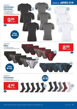 Ofertas de Camiseta hombre  en el folleto de Lidl en Valladolid