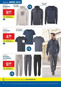 Ofertas de Camisa hombre  en el folleto de Lidl en Madrid