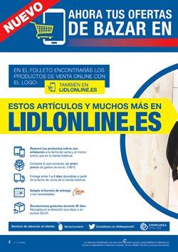 Ofertas de Leggins  en el folleto de Lidl en San Sebastián de los Reyes