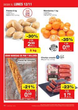 Ofertas de Patatas  en el folleto de Lidl en Pamplona