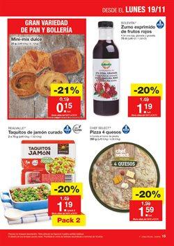 Ofertas de Pizza  en el folleto de Lidl en Paterna