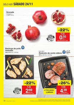 Ofertas de Pechuga de pollo  en el folleto de Lidl en Madrid