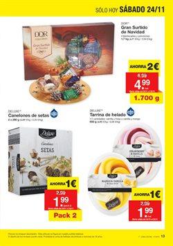 Ofertas de Helados  en el folleto de Lidl en Madrid