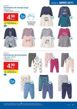 Ofertas de Ropa bebé  en el folleto de Lidl en Madrid