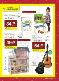 Ofertas de Instrumentos musicales  en el folleto de Lidl en León
