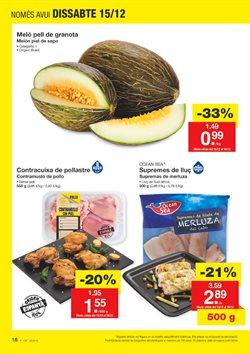 Ofertas de Jamoncitos de pollo  en el folleto de Lidl en Palamos