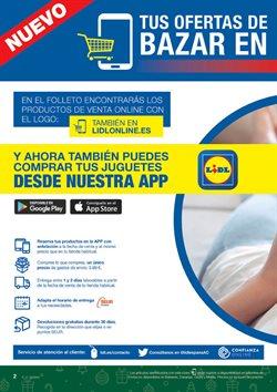 Ofertas de Parkside  en el folleto de Lidl en Madrid