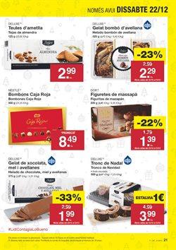 Ofertas de Lidl  en el folleto de Girona