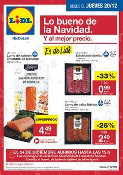 Ofertas de Deluxe  en el folleto de Lidl en Madrid