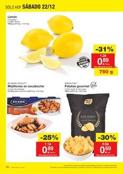 Ofertas de Patatas fritas  en el folleto de Lidl en Oviedo