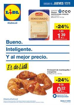 Ofertas de Hiper-Supermercados  en el folleto de Lidl en Ávila