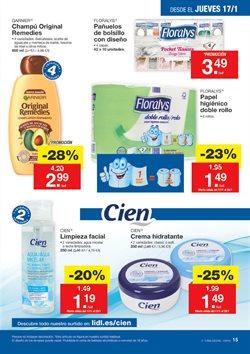 Ofertas de Crema hidratante facial  en el folleto de Lidl en Madrid