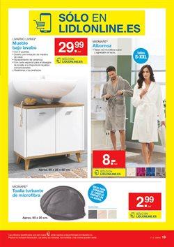 Ofertas de Muebles de baño  en el folleto de Lidl en Madrid