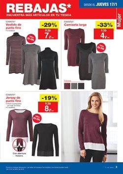 Ofertas de Camiseta mujer  en el folleto de Lidl en Sevilla