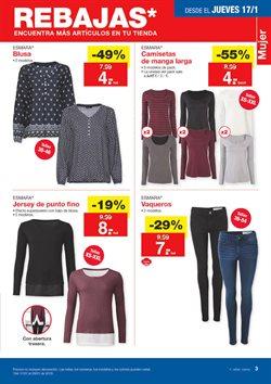 Ofertas de Camiseta mujer  en el folleto de Lidl en Valladolid