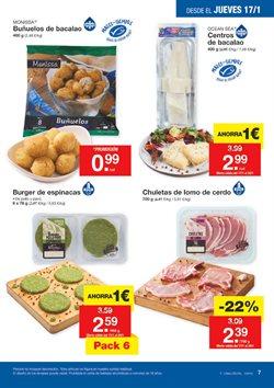 Ofertas de Hamburguesas  en el folleto de Lidl en El Ejido