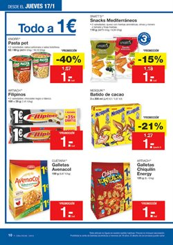 Ofertas de Galletas  en el folleto de Lidl en Pamplona