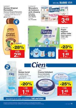 Ofertas de Crema hidratante  en el folleto de Lidl en Barcelona