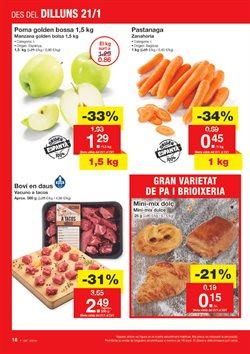 Ofertas de Carne  en el folleto de Lidl en Palamos