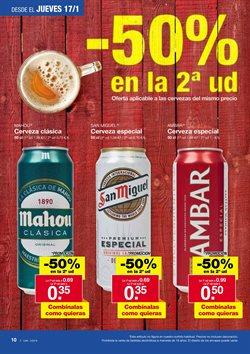 Ofertas de Cerveza  en el folleto de Lidl en Vecindario